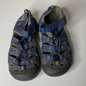 Keen Blue Water Outdoor Sandals Shoes Size 13